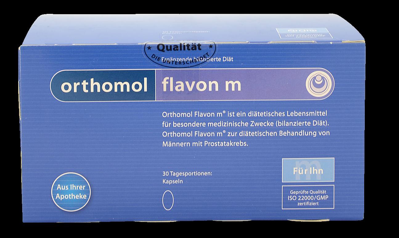 Flavon m Kapseln (30 Portionen)