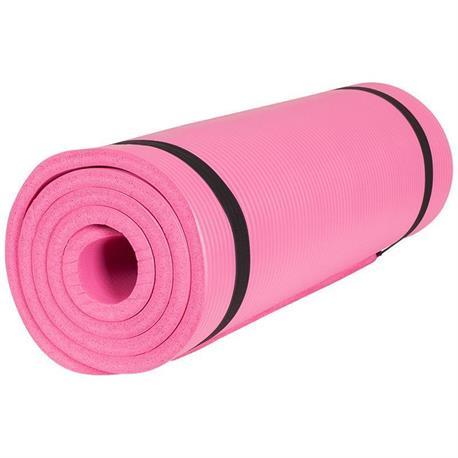Yoga Matte - 190cm x 100cm x 1,5cm - Blau