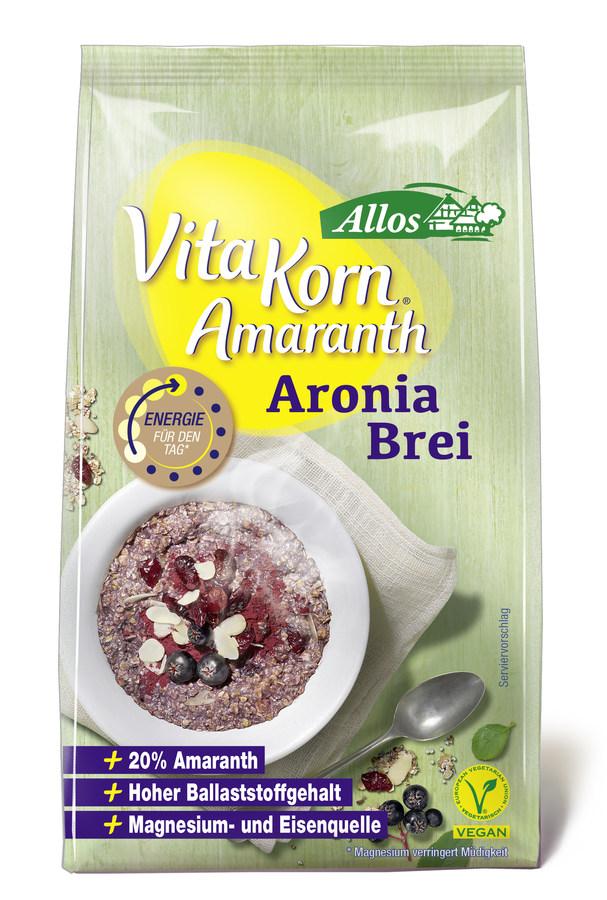 Vita Korn Amaranth Aronia Brei (400g)