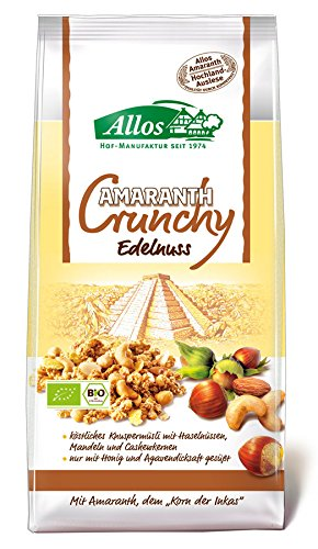 Amaranth Crunchy-Edelnuss (400g)