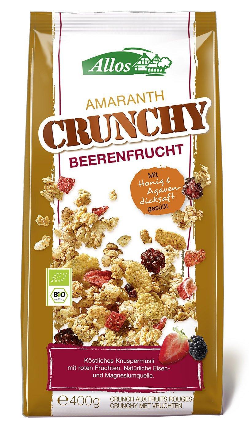 Amaranth Crunchy-Beerenfrucht (400g)