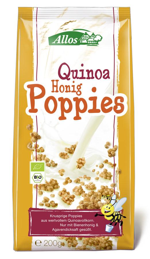 Quinoa-Honig-Poppies (200g)