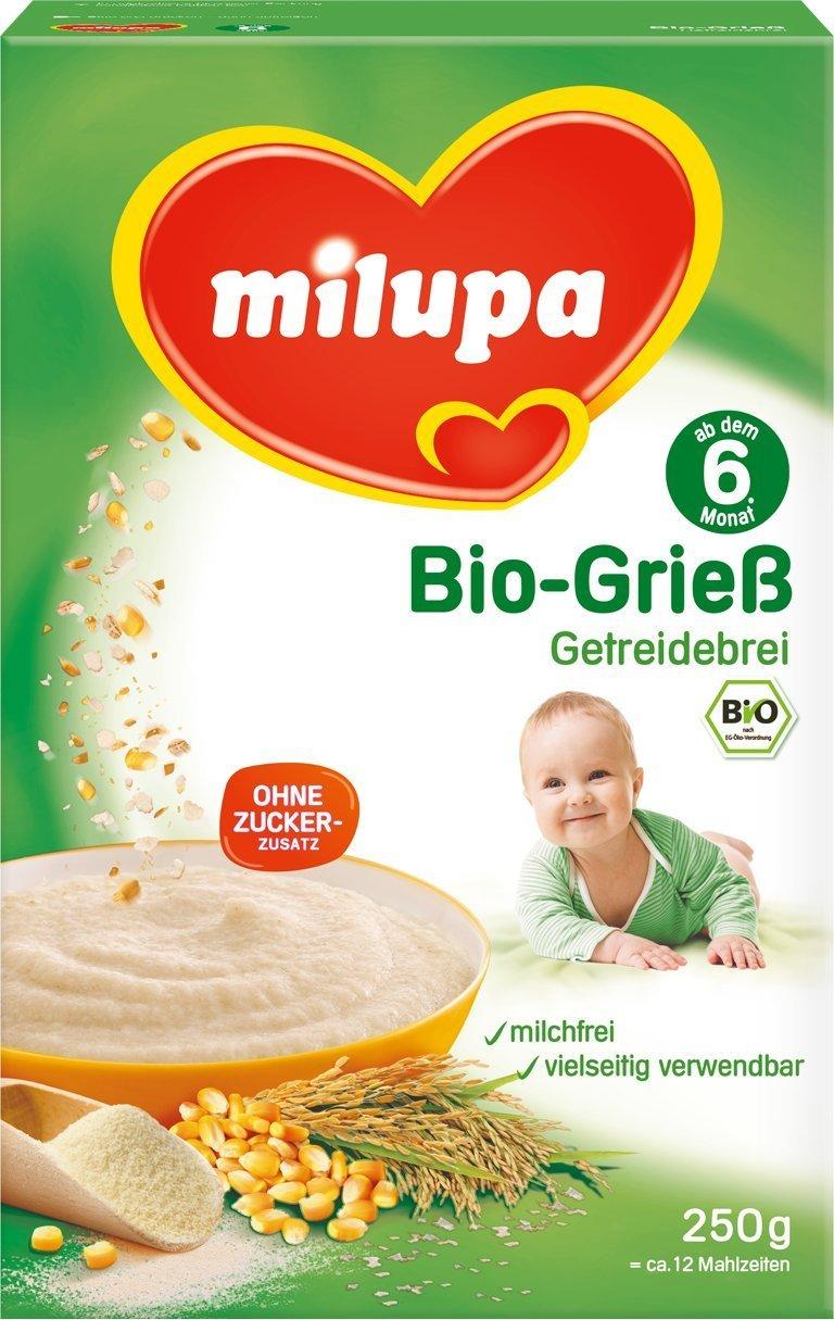 Getreidebrei Grieß 6M (250g)