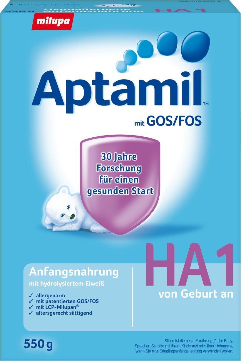 HA 1 Hypoallergene Anfangsnahrung (550g)