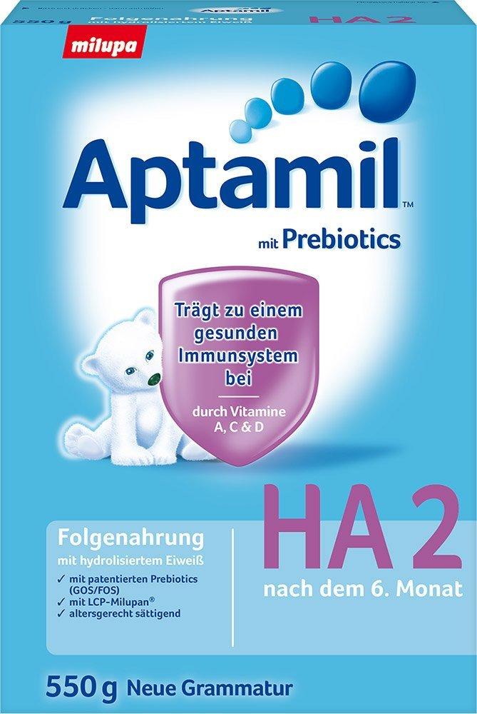 HA 2 Hypoallergene Anfangsnahrung (550g)