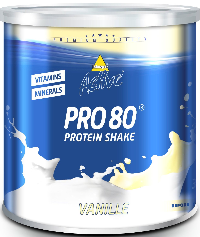 Active Pro 80 - 750g - Banane