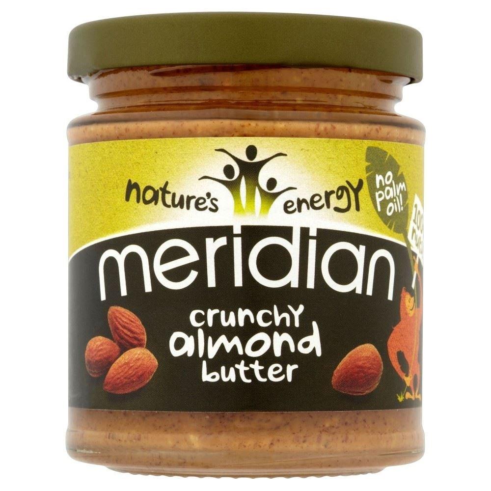 Mandelbutter - Crunchy (170g)