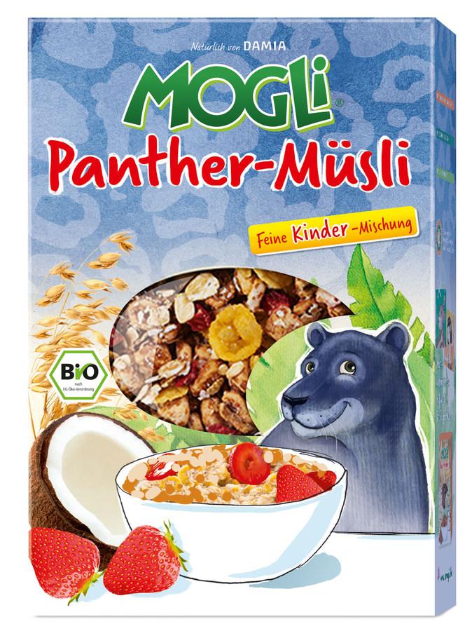 Panther Müsli (325g)